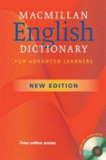 Macmillan English Dictionary Paperback and CD Pack British E