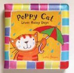 Poppy Cat Bath Books