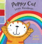 Poppy Cat Loves Rainbows