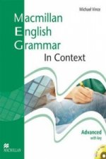 Macmillan English Grammar in Context Advanced with Key and C