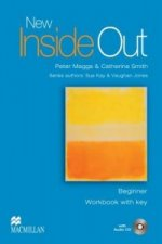 New Inside Out Beginner Workbook Pack with Key New Edition
