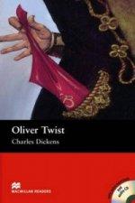 Macmillan Readers Intermediate Oliver Twist T. Pk with CD
