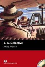 Macmillan Readers L A Detective Starter Pack