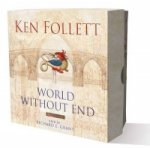 World without End, 12 Audio-CDs. Die Tore der Welt, englische Version