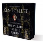 The Pillars of the Earth, 8 Audio-CDs. Die Säulen der Erde, 8 Audio-CDs, engl. Version