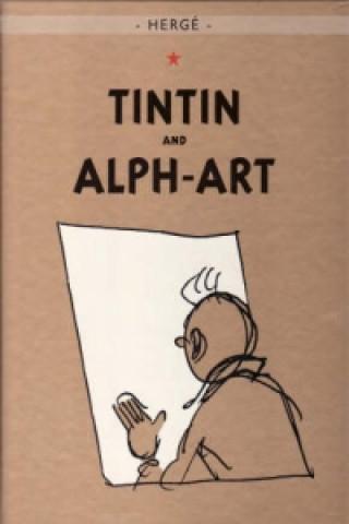 Tintin and Alph-Art