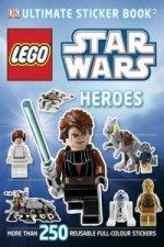 LEGO (R) Star Wars Heroes Ultimate Sticker Book