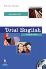 Total English Elementary Students' Book and DVD Pack