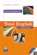 Total English Upper Intermediate Students' Book and DVD Pack