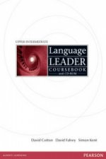 Language Leader Upper Intermediate Coursebook and CD-Rom Pack