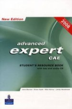 CAE Expert New Edition Students Resource Book with Key/Cd Pa