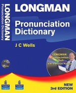 Longman Pronunciation Dictionary Paper and CD-ROM Pack 3rd E