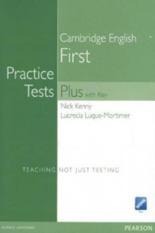 Practice Tests Plus FCE New Edition Students Book with Key/C