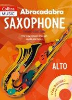 Abracadabra Saxophone (Pupil's book + 2 CDs)