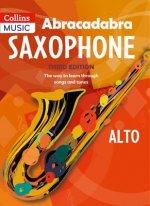Abracadabra Saxophone (Pupil's book)