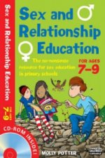 Sex and Relationships Education 7-9