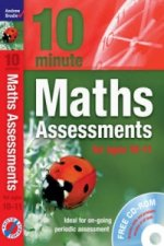 Ten Minute Maths Assessments Ages 10-11