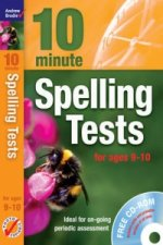 Ten Minute Spelling Tests for Ages 9-10