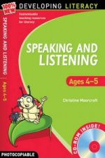 Speaking and Listening: Ages 4-5