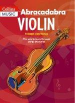 Abracadabra Violin (Pupil's book)