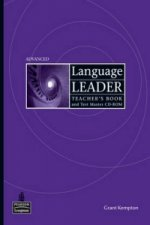 Language Leader Advanced Teachers Book and Test Master CD Ro