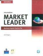 Market Leader 3rd Edition Intermediate Practice File & Practice File CD Pack