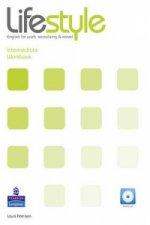 Lifestyle Intermediate Workbook and Workbook CD Pack