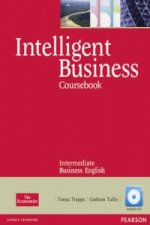 Intelligent Business Intermediate Coursebook/CD Pack