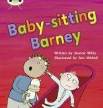 Phonics Bug Babysitting Barney Phase 5