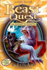 Beast Quest: Luna the Moon Wolf