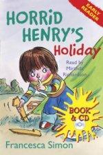 Horrid Henry Early Reader: Horrid Henry's Holiday