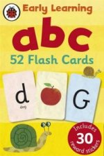 Ladybird Early Learning: ABC flash cards