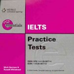 EXAM ESSENTIALS: IELTS PRACTICE TESTS AUDIO CD