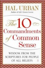 10 Commandments of Common Sense