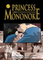 Princess Mononoke Film Comic
