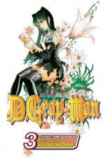 D.Gray-man, Vol. 3