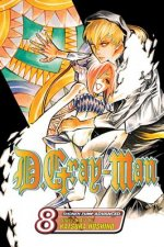D. Gray-Man, Vol. 8
