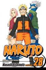 Naruto, Vol. 28