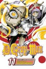 D.Gray-man, Vol. 11