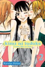 Kimi ni Todoke: From Me to You, Vol. 4