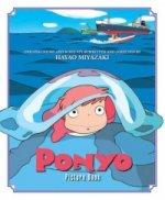 Ponyo Picture Book