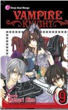Vampire Knight, Vol. 9