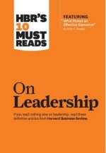 HBR's 10 Must Reads on Leadership (with featured article Wh