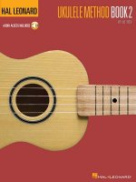 Hal Leonard Ukulele Method - Book 2