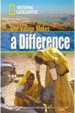 One Village Makes a Difference + Book with Multi-ROM