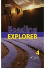 Reading Explorer 4 with Student CD-ROM