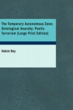 Temporary Autonomous Zone; Ontological Anarchy; Poetic Terro