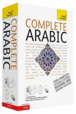 Teach Yourself: Complete Arabic, w. 2 Audio-CDs (MP3 compatible)