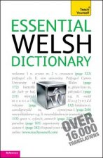 Teach Yourself Essential Welsh Dictionary
