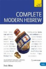 Teach Yourself: Complete Modern Hebrew, Book and 2 Audio-CDs